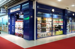 micromania shop