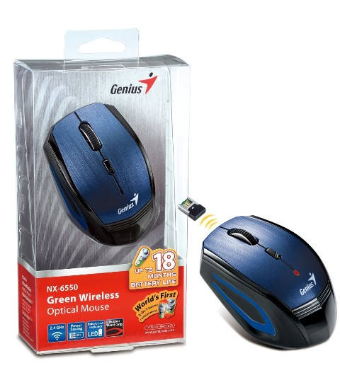 genius NX-6550-Blue