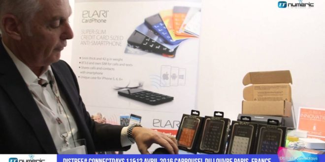 Power Bank Solaire – Salon DISTREE# ConnectDays