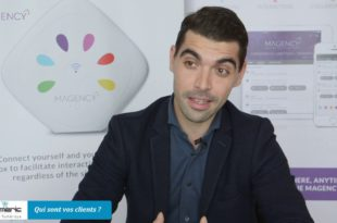 Vincent Bruneau, founder et CEO de Magency