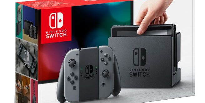 la Switch démarre fort…