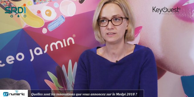 SRDI – Entrevue avec Sandrine Emonet -Responsable Marketing SDRI