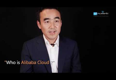 Alibaba Cloud, Yeming Wang,General Manager EMEA au Paris Retail Week