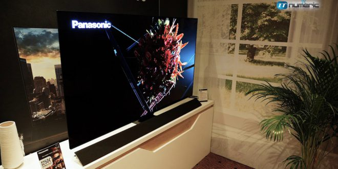 TV Panasonic  OLED 4K TX FZ950