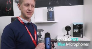 Blue Microphones Yeti  streaming youtubers – MedPi 2019