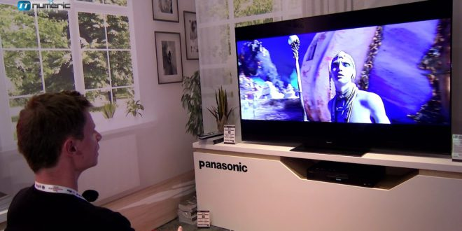 Panasonic TV OLED TX 65 GZ 2000