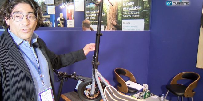 Trottinette  électrique EIGHTY ev – Autonomy 2019