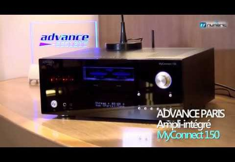 ADVANCE PARIS – MyConnect 150 – Ampli intégré –  All in One
