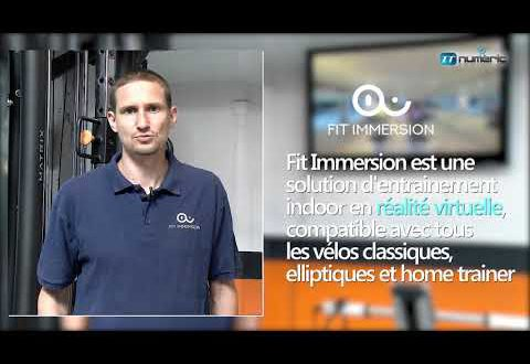 FIT IMMERSION –  Entrevue avec Dimitri Prikhodko Perform VR